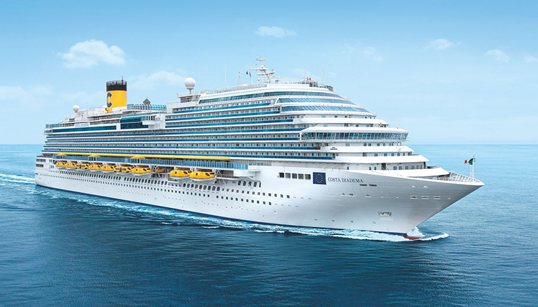 You Could Win A Free Cruise!